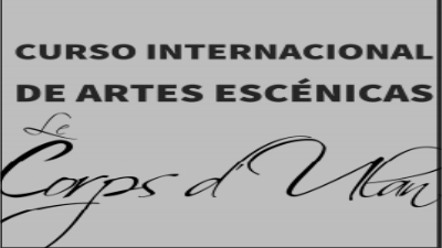 curso internacional artes escenicas Sierra de Guadarrama