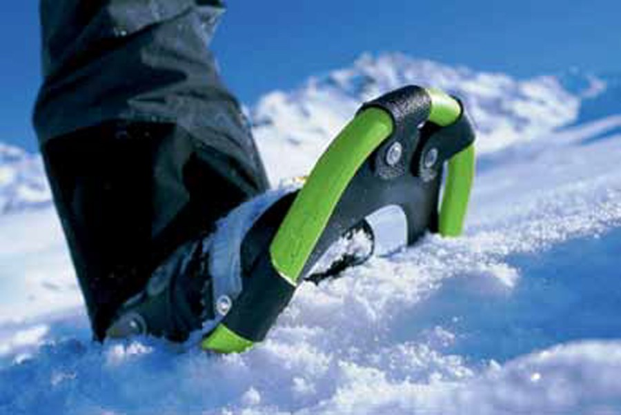 Raquetas de nieve Navafria2