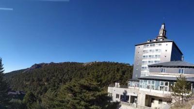 alojamiento sierra Madrid