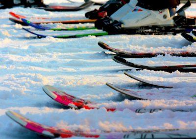 curso esqui