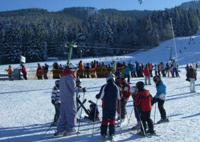 esqui en Madrid