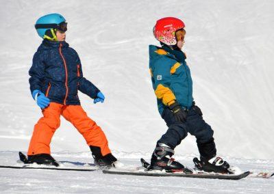esqui curso en Madrid