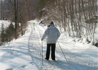 esqui fondo Madrid
