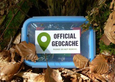encontrar geocaching Madrid