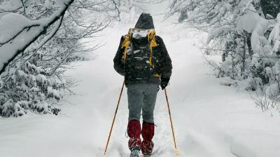 esqui de fondo sierra de madrid
