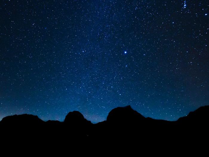 Ruta Nocturna Astronómica en la XII Semana de la Montaña en Cercedilla