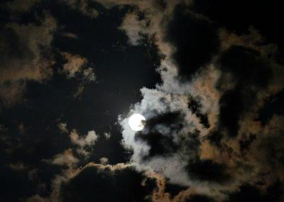 ruta en cercedilla nocturna miradores