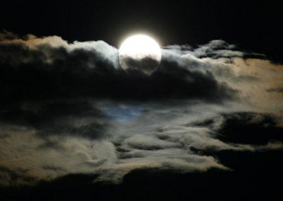 ruta nocturna miradores cercedilla sierra