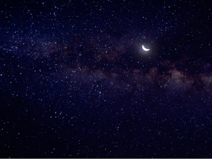 senderismo nocturno en peñalara