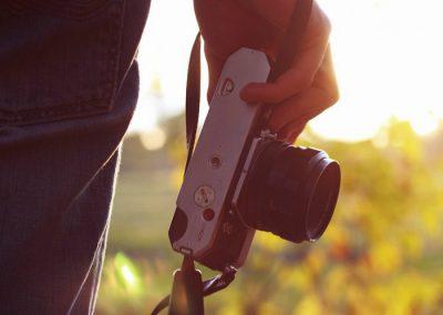 curso fotografia en la naturaleza Madrid