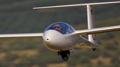 vuelo sin motor en Madrid