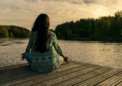 yoga en madrid manzanares el real