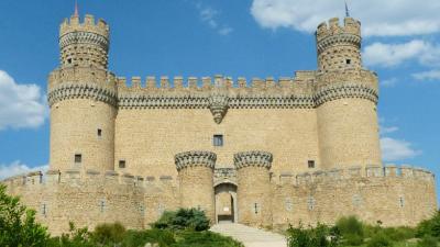 Castillo de Manzanares Sierra de Madrid