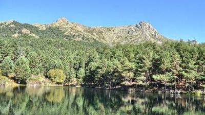 valle de la barranca navacerrada madrid
