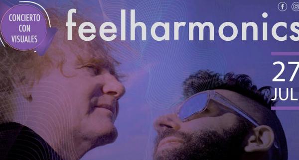 Espectáculo Musical: Feelharmonics con Enrique Martínez y Javier Contreras