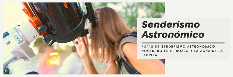 Senderismo-astronomico