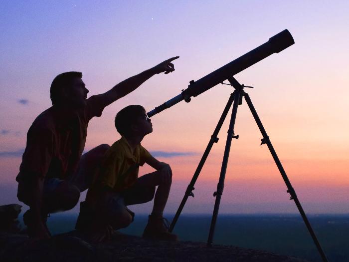 Observación Astronómica: Tour Estelar