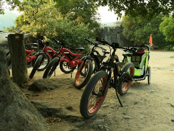 Alquiler de Bicicletas Eléctricas en Madrid