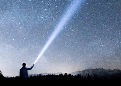 ver estrellas en Madrid