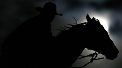 ruta nocturna caballo en Madrid