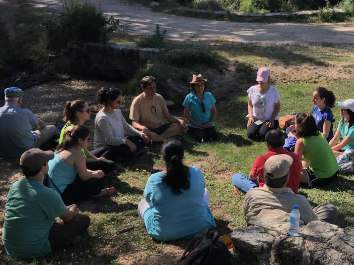 Ruta de Yoga y Meditación en Guadarrama