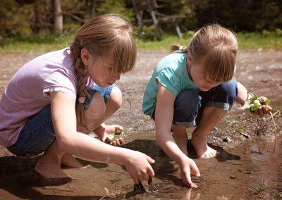 Actividades para niños Sierra de Madrid