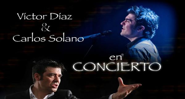 Concierto de Víctor Díaz y Carlos Solano