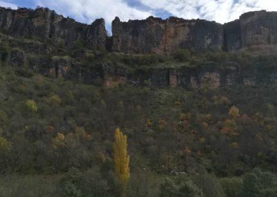 hoces del río lozoya senderismo