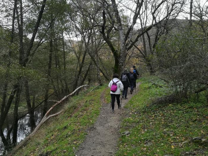 senderismo hoces río Lozoya