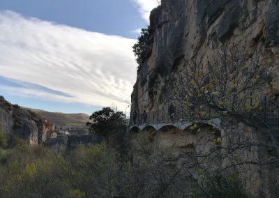 senderismo hoces del río lozoya