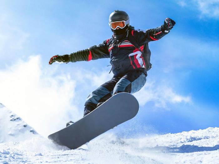 curso snowboard Madrid