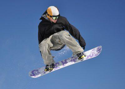 snowboard en valdesqui