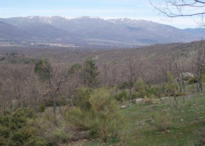 valle de el paular senderismo