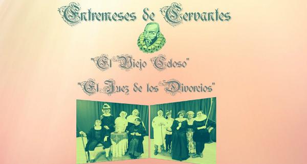 Obra teatral: Entremeses de Cervantes