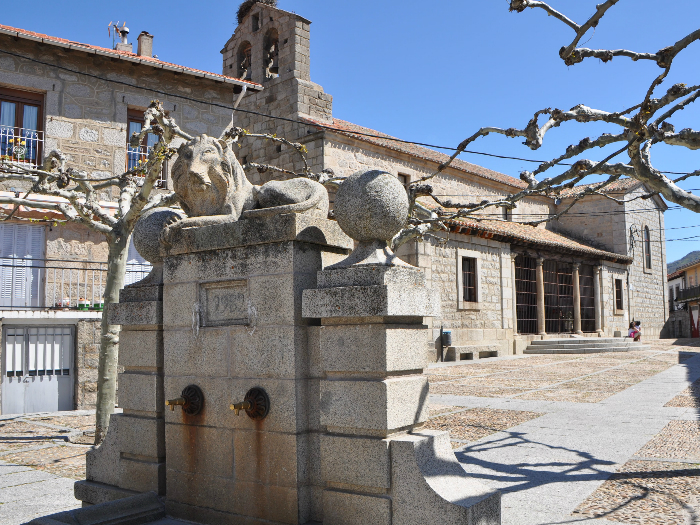 Iglesia-De-la-Purísima-Concepción-Los-Molinos-Sierra-de-Guadarrama