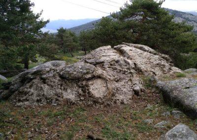 ruta guerra civil Sierra Madrid
