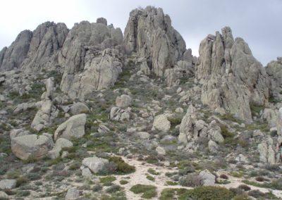 Riscos_de_la_Pedriza senderismo