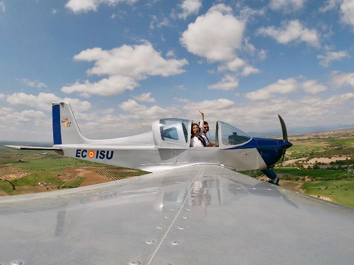 curso de vuelo Madrid