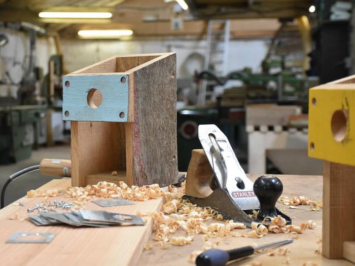 construir cajas nido guadarrama