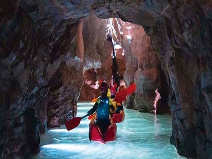 Espeleo Kayak y Senderismo en la Sierra
