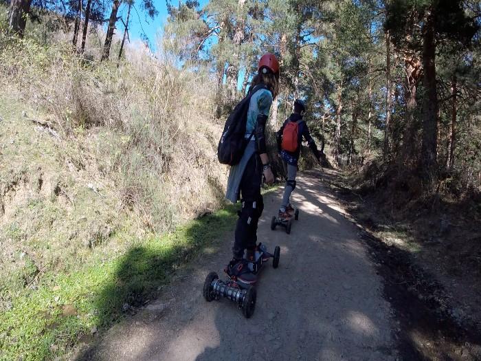 mountainboard madrid