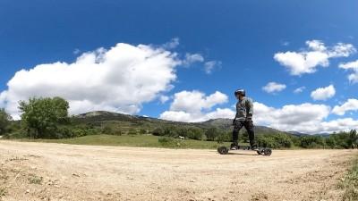 mountainboard sierra madrid