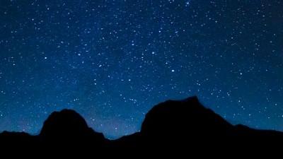 senderismo nocturno  madrid