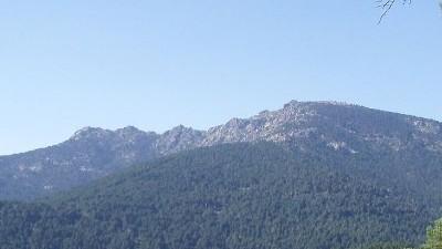 ruta senderismo  siete picos
