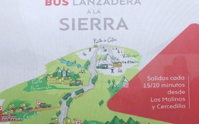 Bus de la Sierra de Guadarrama