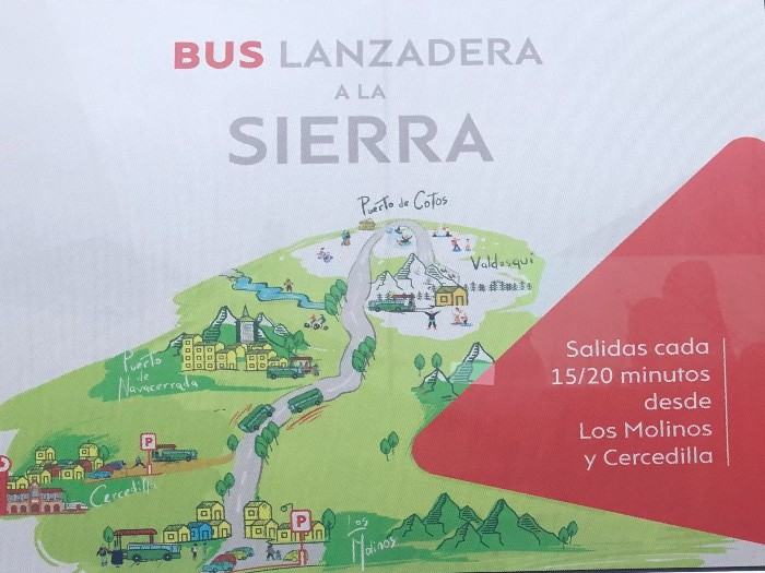 Bus Lanzadera
