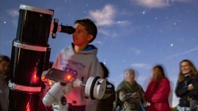 astronomia familia
