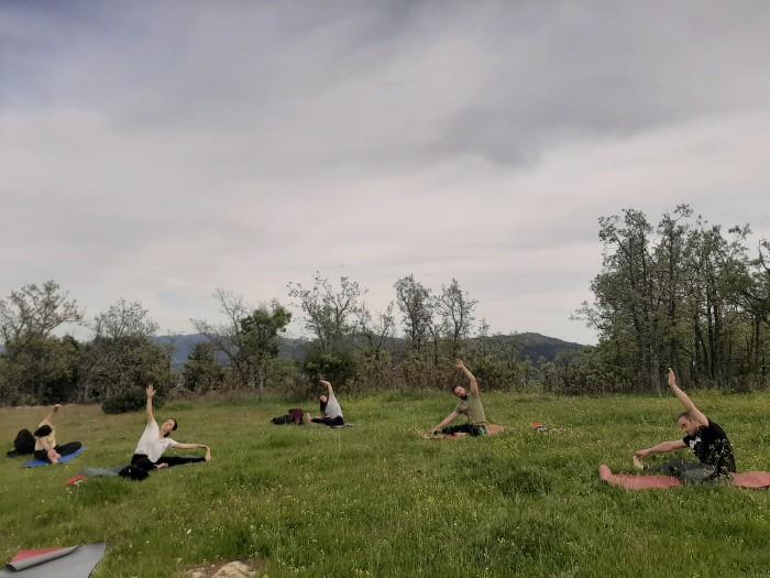 yoga cercedilla