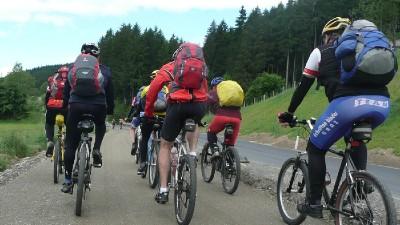 camino mendocino bicicleta